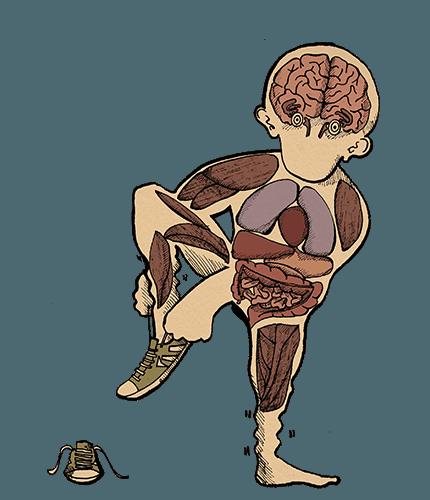 Anxious & Afraid Internal Body